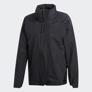 Women Urban Outdoor Black Urban Climaproof Rain Jacket