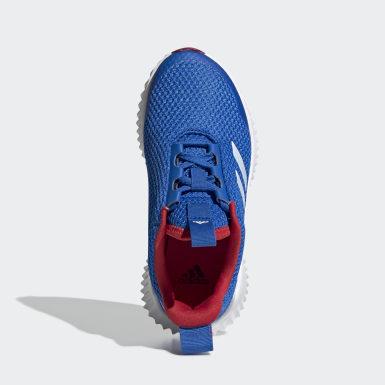 Tenis FortaRun Azul Niño Running