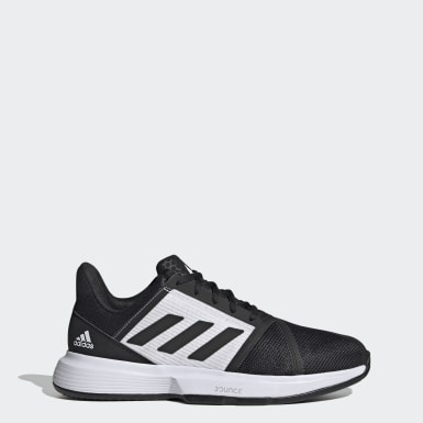 Tennis Black CourtJam Bounce Clay Tennis Shoes