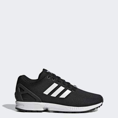 adidas donna scarpe zx flux nere
