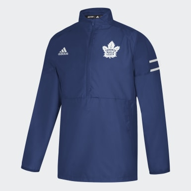 Men Hockey Not Defined MAPLE LEAFS GAME MODE 1/4 ZIP