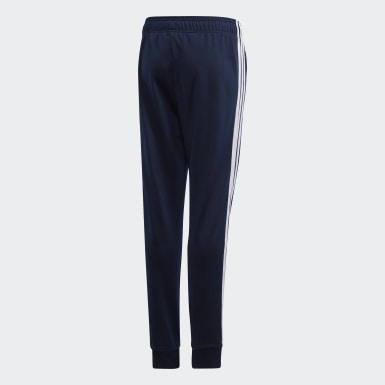 Youth 8-16 Years Originals Blue SST Tracksuit Bottoms