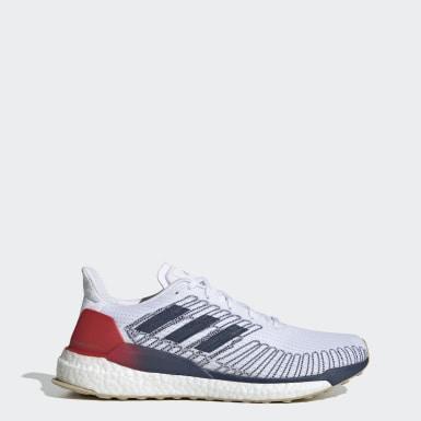 белый Кроссовки для бега SolarBoost 19