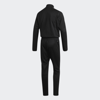 Men Training Black Tiro 19 Training Overalls
