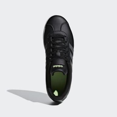 Chaussure VL Court 2.0 Noir Enfants Lifestyle