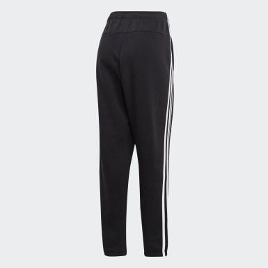 Pantalon Essentials3-Stripes Tapered noir Hommes Essentials