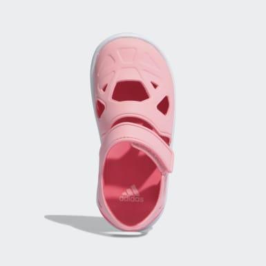 Çocuklar Yüzme Pembe FortaSwim 2.0 Sandalet