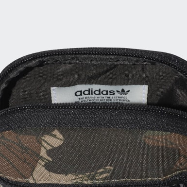 Originals Green Camo Festival Bag