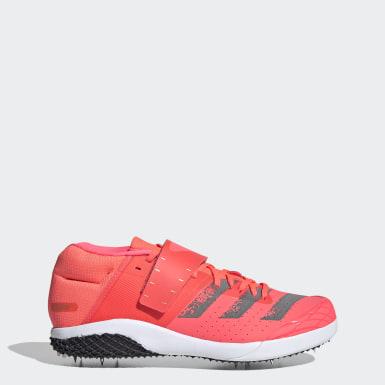 Chaussure Adizero Javelot Rose Athlétisme
