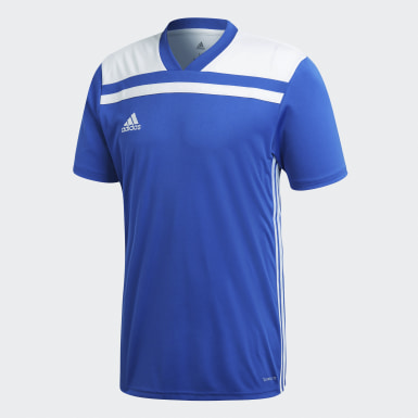 Camiseta Regista 18 Azul Hombre Fútbol