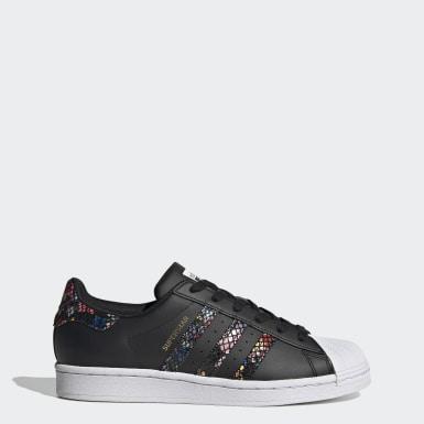 Sapatos Superstar Preto Mulher Originals