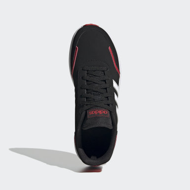 Tenis VS Switch (UNISEX) Negro Niño Sport Inspired