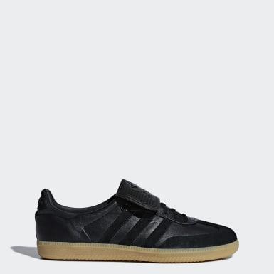Sapatos Samba Recon LT Preto Mulher Originals