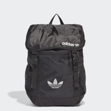 Originals Svart Adventurer Toploader Backpack Small