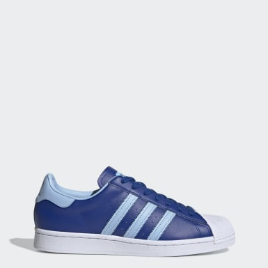 Blue - Superstar | adidas US
