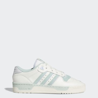 Men Originals White Rivalry Low Shoes