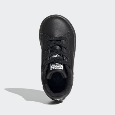 Børn Originals Sort Stan Smith sko