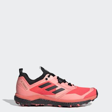 Sapatos de Trail Running Agravic XT TERREX Rosa Homem TERREX