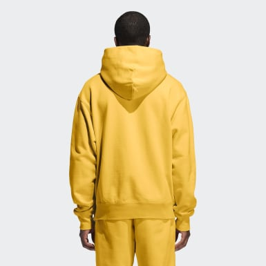 PW BASICS HOOD Amarillo Originals