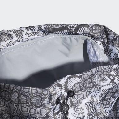 Mochila saco Negro Mujer adidas by Stella McCartney