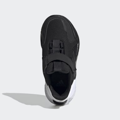 Kids Running Black 4uture RNR Running Shoes