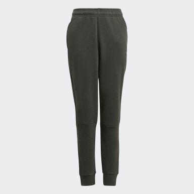 Boys Originals Green Outline Pants