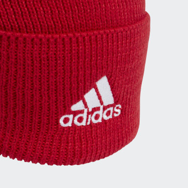 Football Red Arsenal Beanie