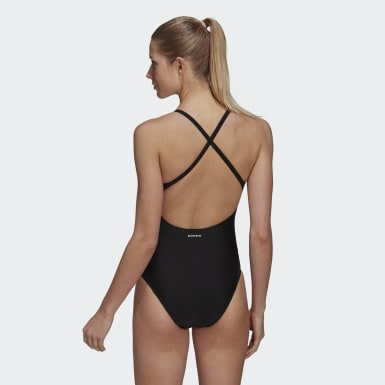 SH3.RO Shape Swimsuit Czerń