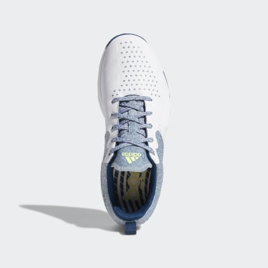 Mænd Golf Blå Adipower 4orged S Wide sko