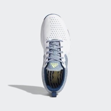 Muži Golf modrá Tenisky Adipower 4orged S Wide