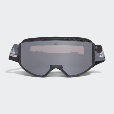 Winter Sports Black Snow Goggles SP0040
