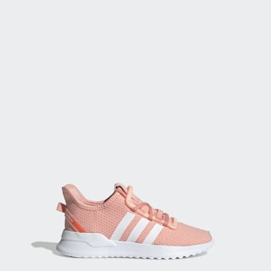 Chaussure U_Path Run Rose Enfants Originals