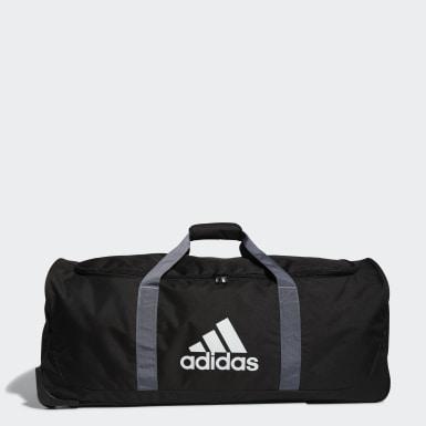 Training Black Team 2 Wheel Bag XL