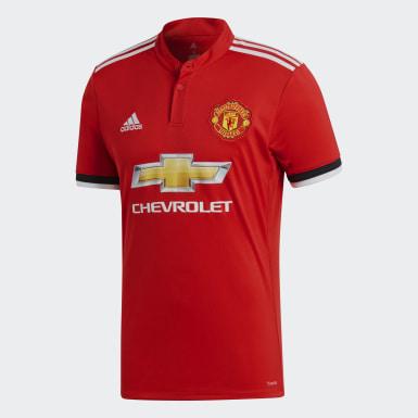 Jersey de Local Manchester United Réplica