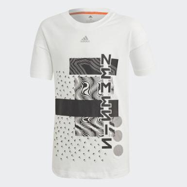 белый Футболка Nemeziz
