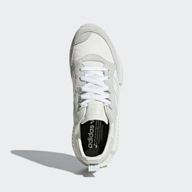 Men Originals White Boston SuperxR1 Shoes