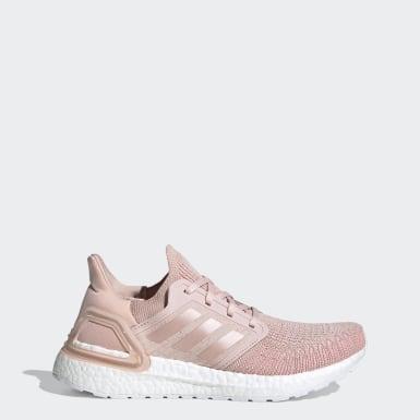 Zapatilla Ultraboost 20 Rosa Mujer Running