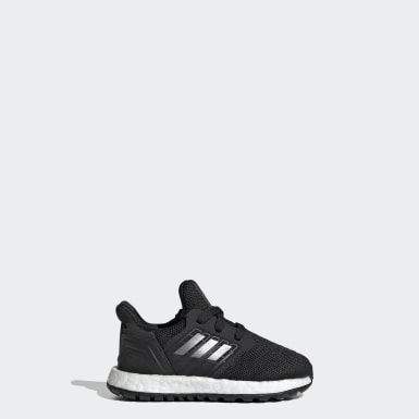 Infant & Toddler Running Black Ultraboost 20 Shoes