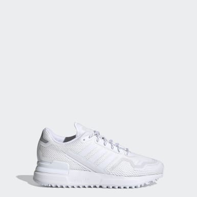 Youth Originals White ZX 750 HD Shoes