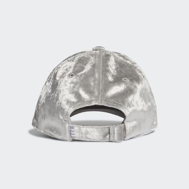 Originals Grey Trefoil Baseball Cap