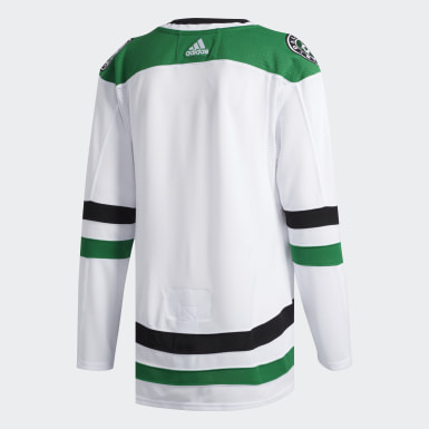 Men Hockey Multi Stars Away Authentic Jersey