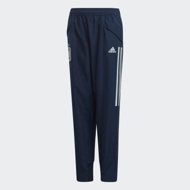 Pantaloni da rappresentanza Spain Blu Bambini Calcio