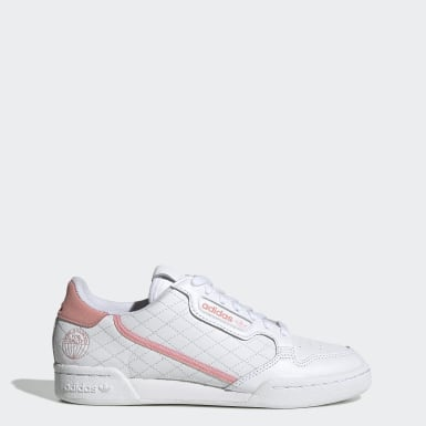 Kadın Originals White Continental 80 Ayakkabı