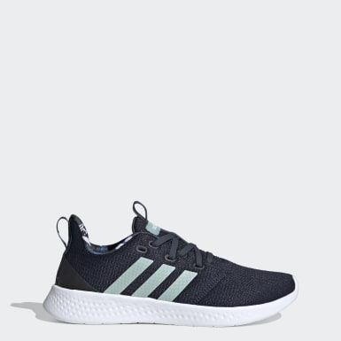 Women's Essentials Blue adidas x Zoe Saldana Collection Puremotion Shoes