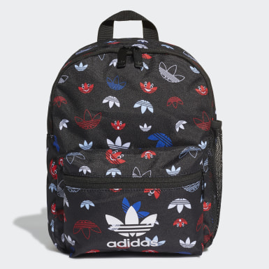 Mochila Originals (UNISSEX) Preto Kids Originals