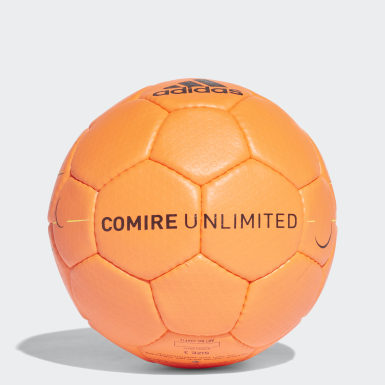 Handball Orange Comire Unlimited bold