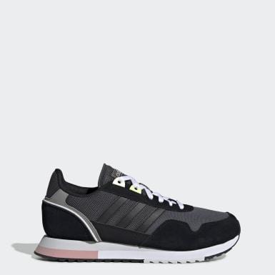 Zapatillas 8K 2020 Negro Mujer Sport Inspired