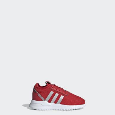 Infant & Toddler Originals Red U_Path X Shoes