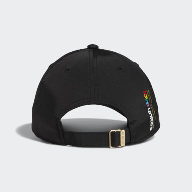 Originals Black Relaxed Pride Cap