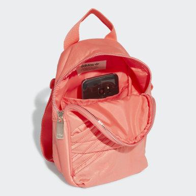 Ženy Originals červená Batoh Mini